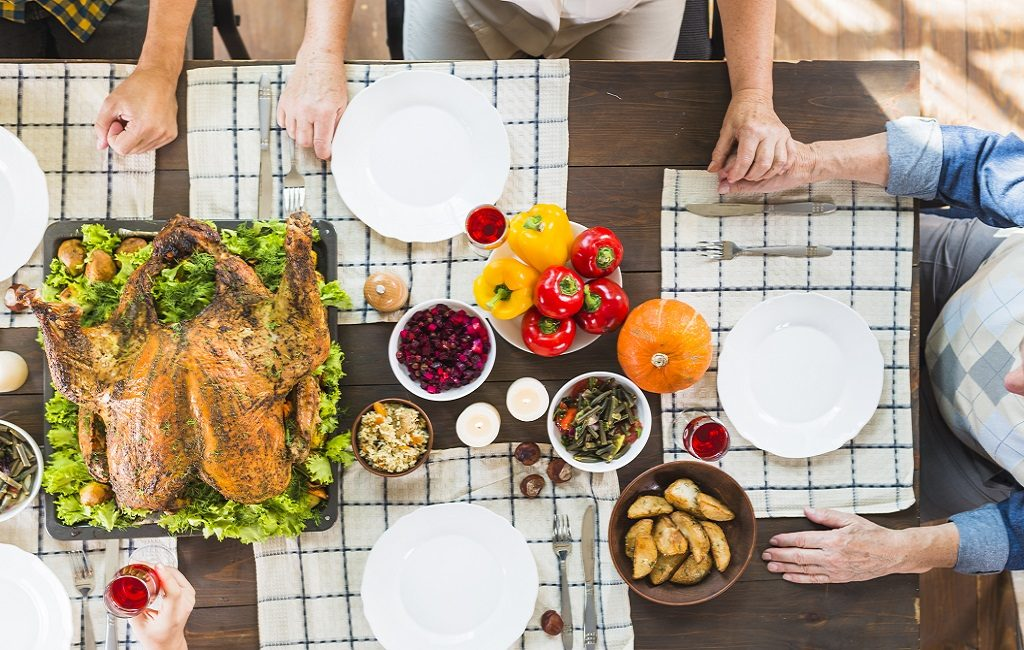 Thanksgiving: Gratitude's Effect on the Brain