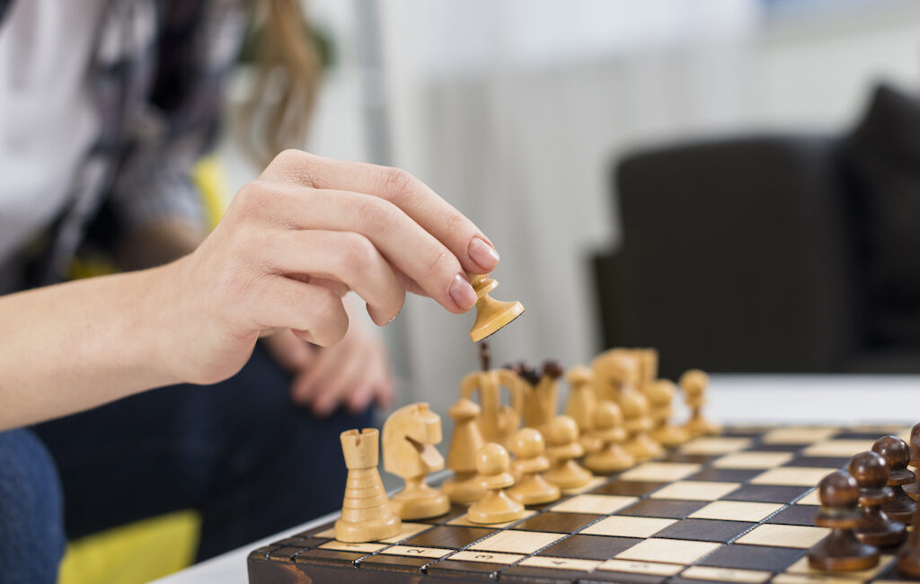 What Game to Play to Boost Your Brain