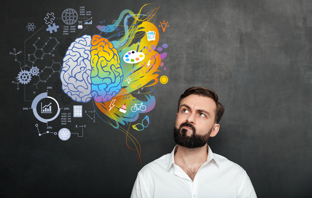 The creative-right vs analytical-left brain myth debunked!