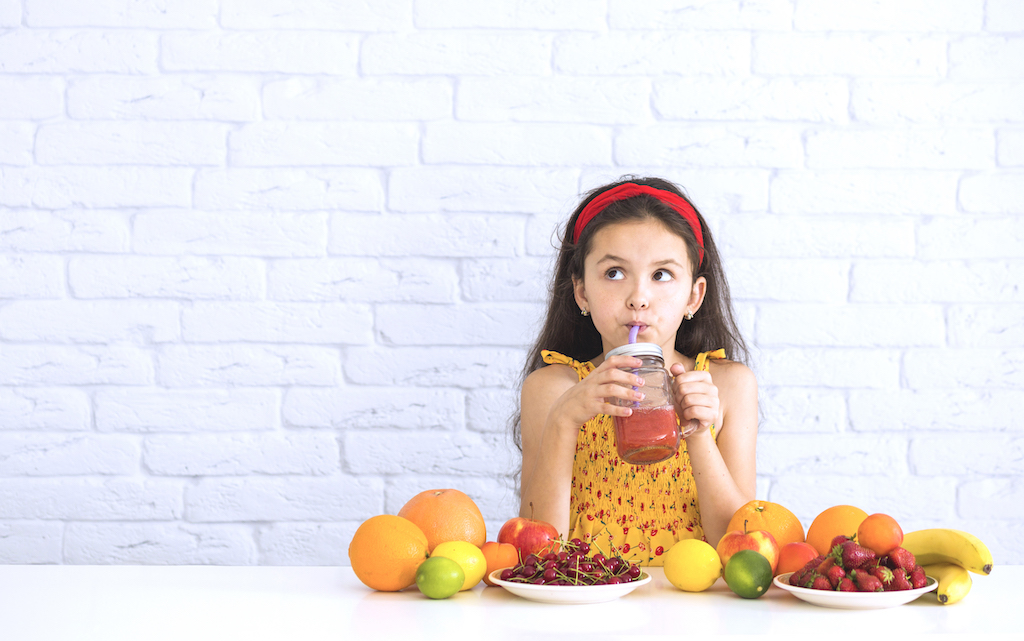 7 Brain Nutrients Essential For A Child's Diet